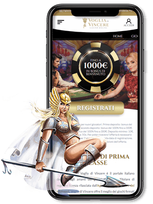 vogliadivincere casino mobile